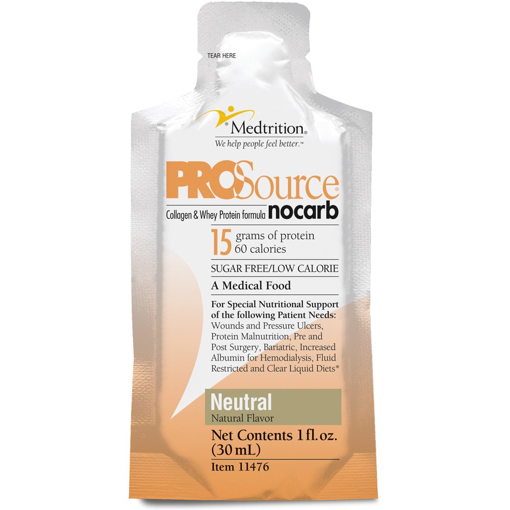 Medtrition NoCarb Neutral Packets by Medtrition