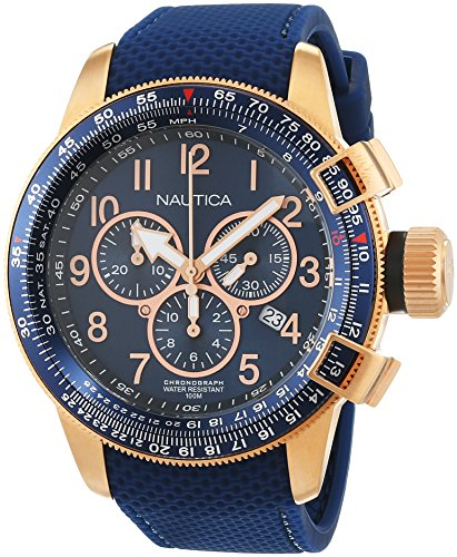 Nautica BFC-CHRONO Men's watches NAI28500G