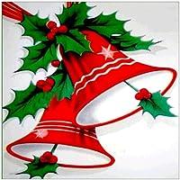 WOBANG Weihnachten 5D Diamant Malerei Kits Platz Voller Diamant DIY Rhinestone Klebte Kunst Handwerk für Leinwand Hauptwanddekor, Schneemann/Weihnachtsmann