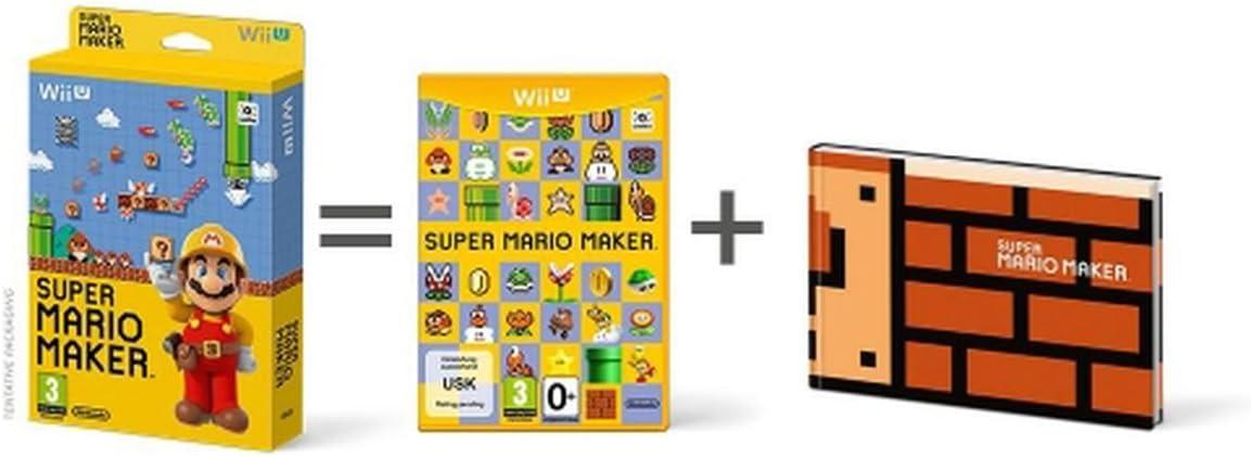 NINTENDO SUPER MARIO MAKER WII U: Amazon.es: Videojuegos