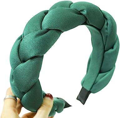 Wild Faux Fur Headband Winter Sweet Solid Color Plush Head Hoop Hair Accessories