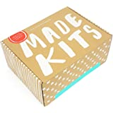 DIY kit, Made Kits by One-OneThousand I indigo dye kit, turkish towel, shibori crafts, all in one creative kits for the modern maker, THREE pack