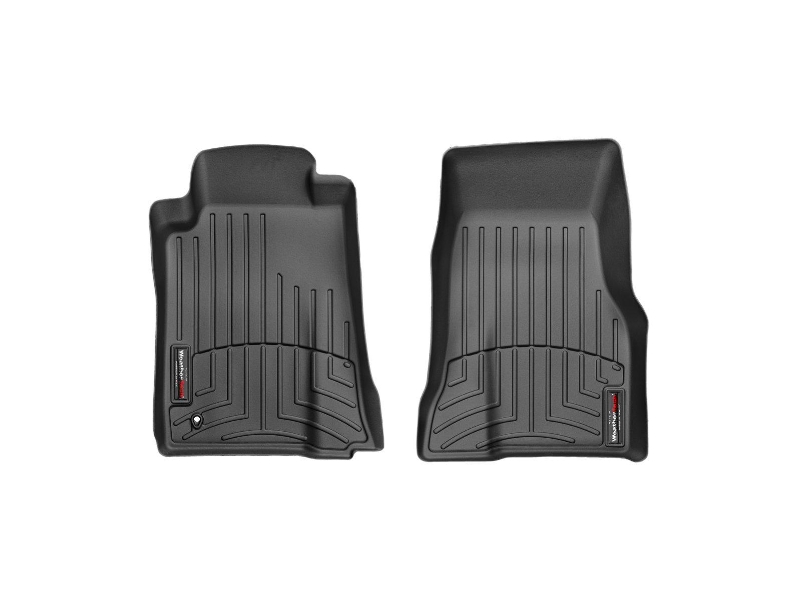 WeatherTech  442761  Custom Fit Front FloorLiner for Ford Mustang Black