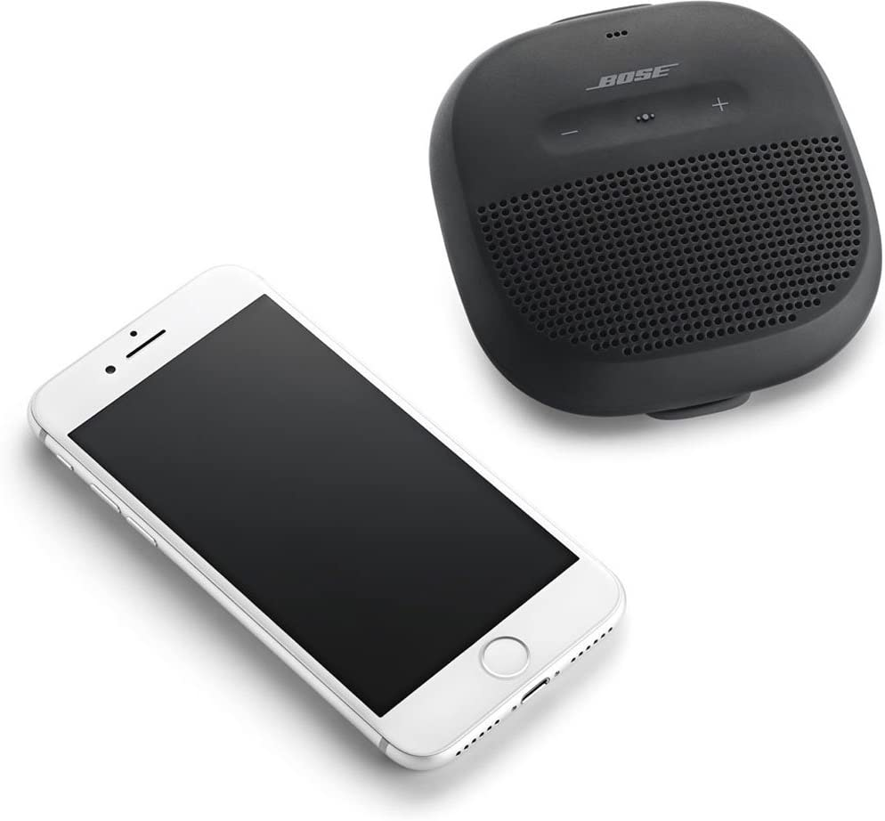Bose SoundLink Micro Bluetooth speaker ポータブルワイヤレスブルートゥーススピーカー