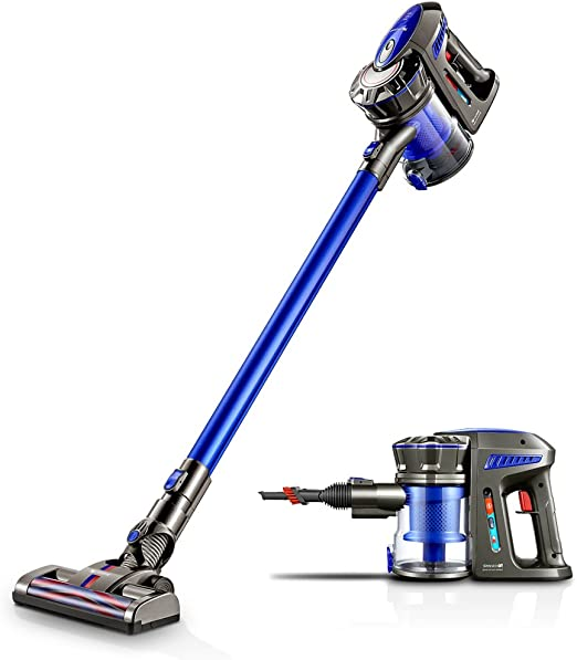 Proscenic Cordless Lightweight Detachable Rechargeable