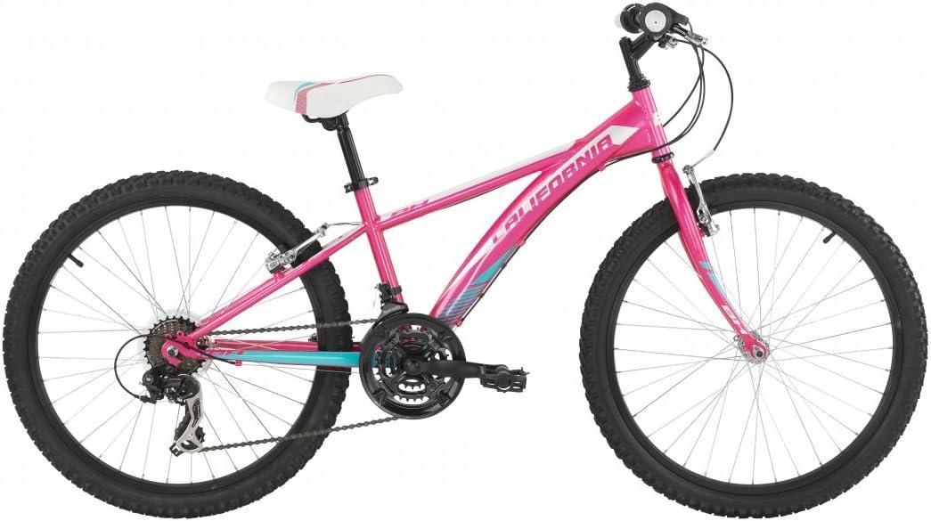 Bicicleta para niña 24 BH OREGON 6s, de 2016: Amazon.es: Deportes ...