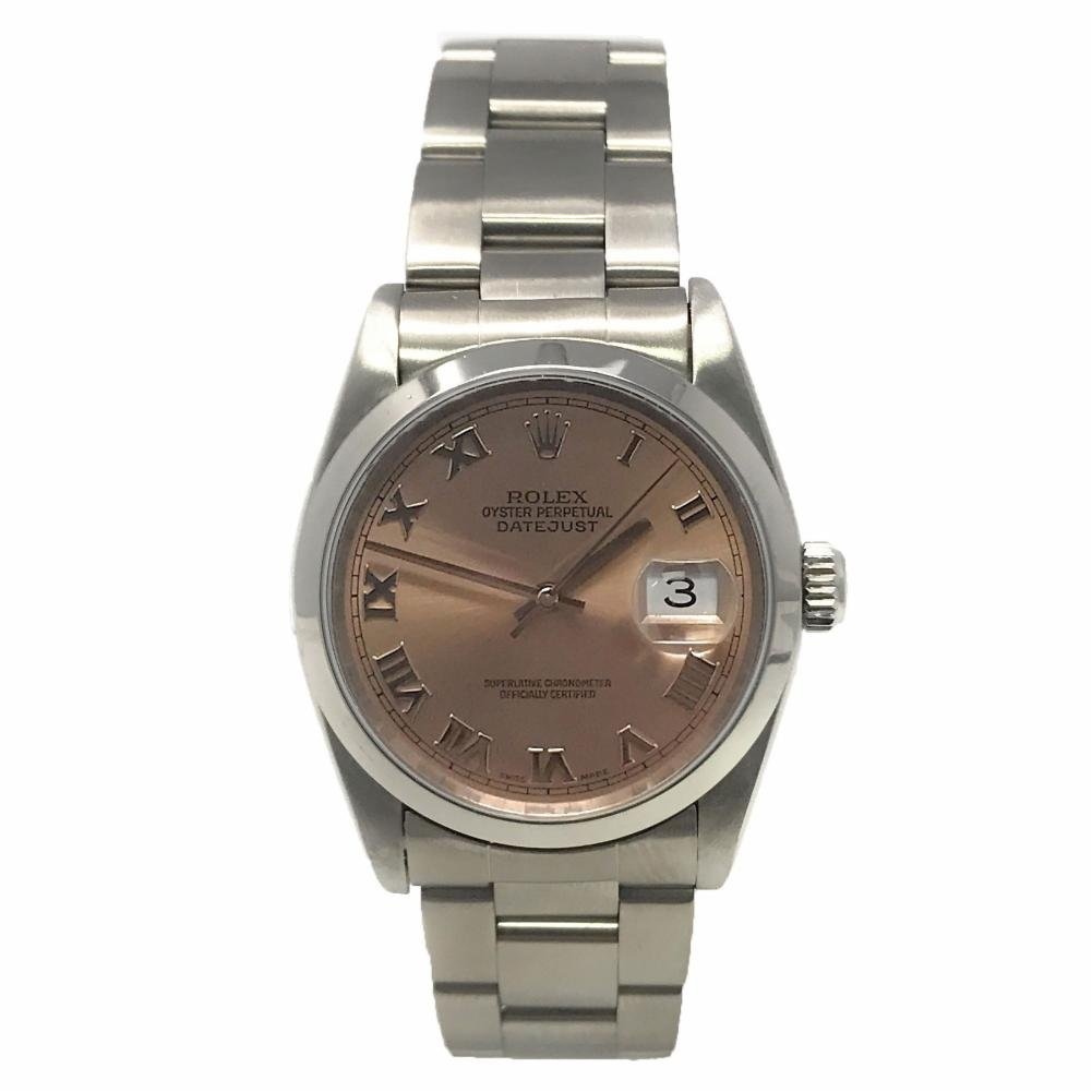 Rolex Datejust swiss-automatic womens Watch 78240 (Certified Pre-owned)