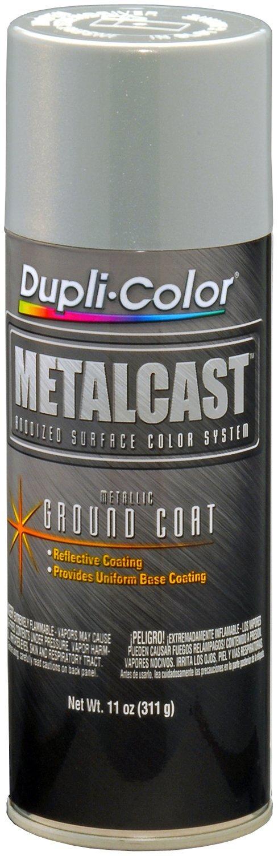 Dupli-Color (EMC100007-6 PK) Ground Coat Anodized Coating - 11 oz. Aerosol, (Case of 6)