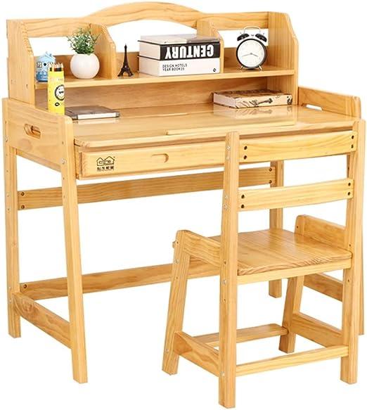 Juegos de mesas y sillas La mesa de estudio y el escritorio de la ...