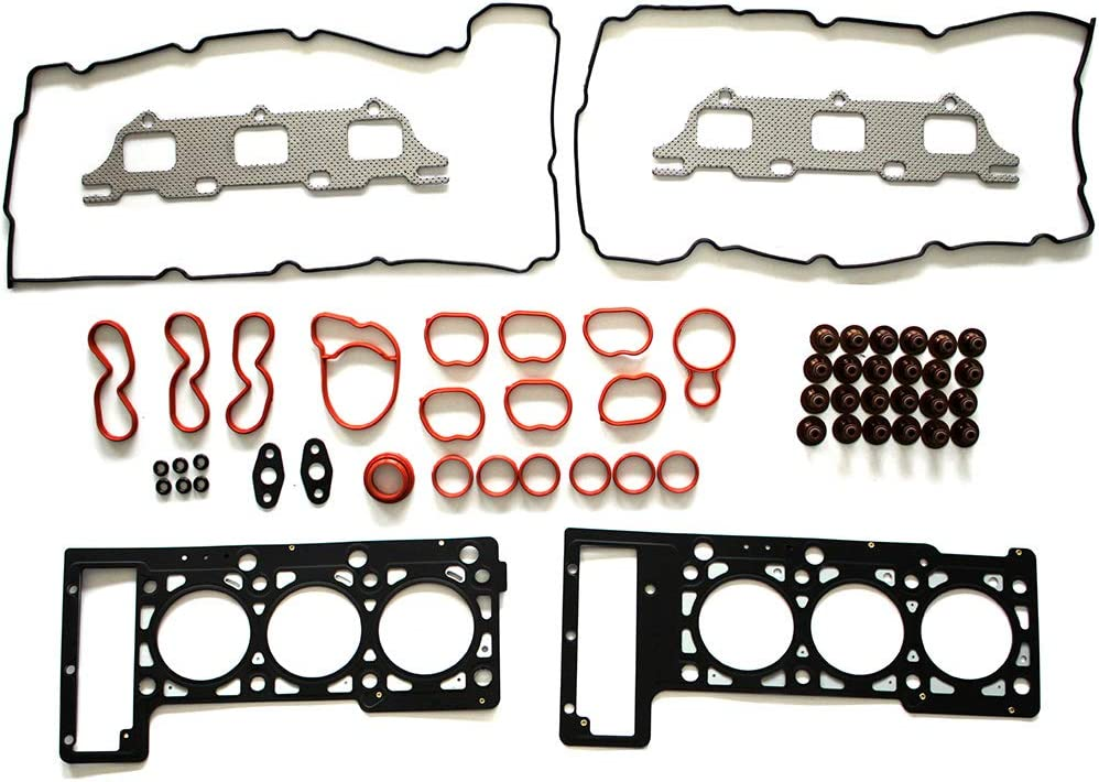 for Chrysler 300 2.7L 2005-2009 ANPART Automotive Replacement Parts Engine Kits Head Gasket Sets Fit