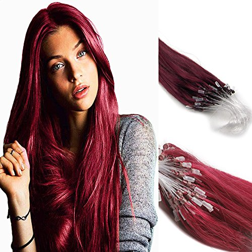 Yotty Remy Human Hair Extensions Micro Ring Loop