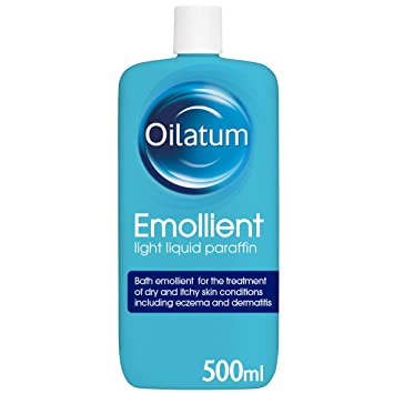 Oilatum Emollient Eczema And Dry Skin Bath Additive 500 Ml