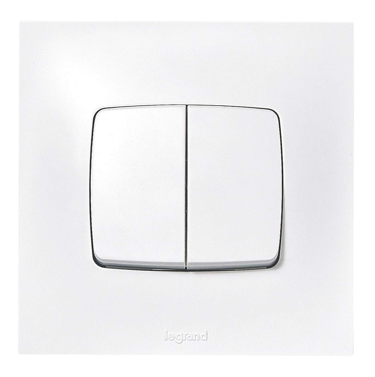 1380 W Blanc Legrand LEG91323 Neptune Poussoir 230 V