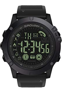 Amazon.com: Zeblaze Vibe 3 HR Smartwatch IP67 Waterproof ...