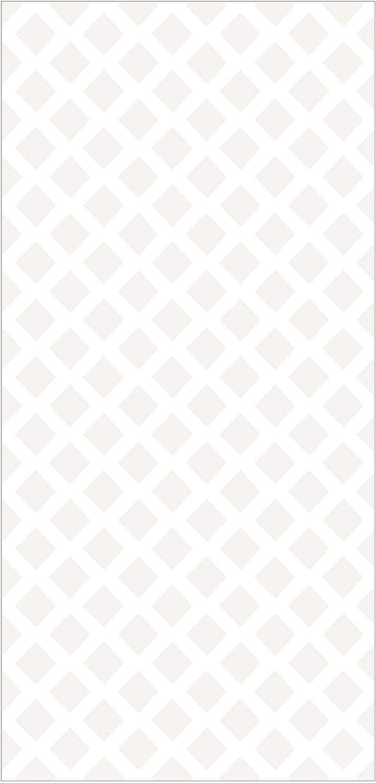 Apalis Panel japones Diamond Lattice Light Beige 250x120cm ...