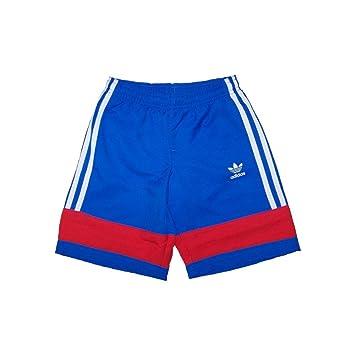 73a37f4a4737 adidas Short de bain pour enfant - Bleu - 92  Amazon.fr  Vêtements ...