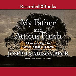 My Father and Atticus Finch Audiobook