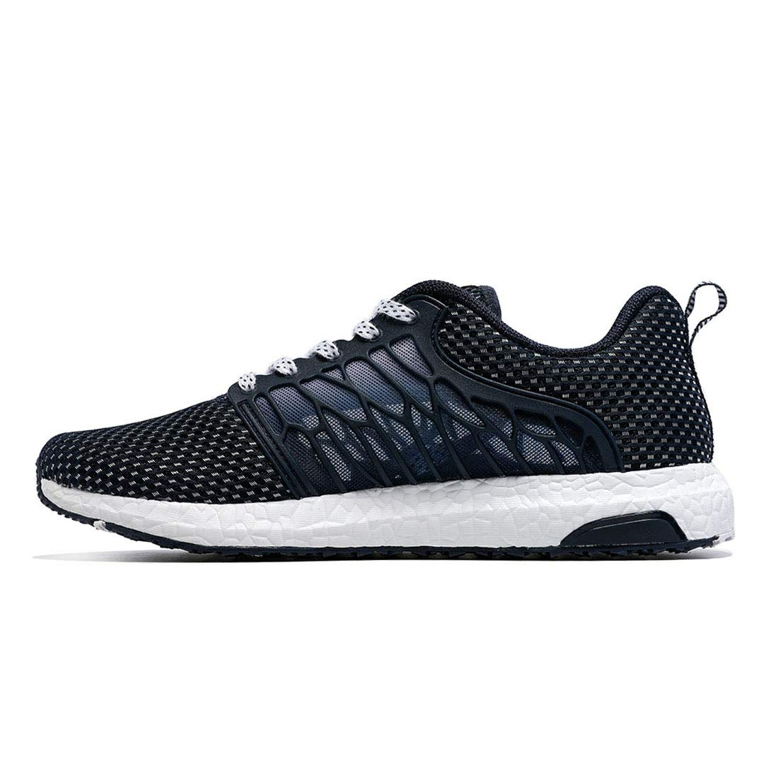 ONEMIX Men's Mesh Sports Running Shoes Breathable Gym Sneakers