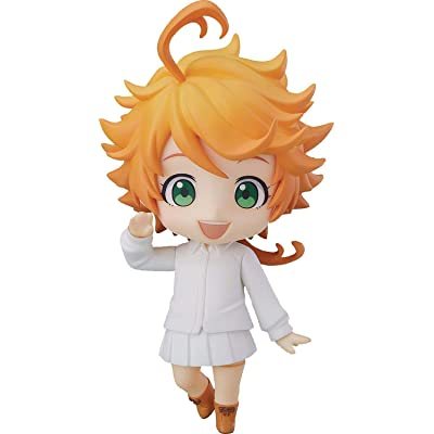 Good Smile The Promised Neverland: Emma Nendoroid Action Figure: Toys & Games