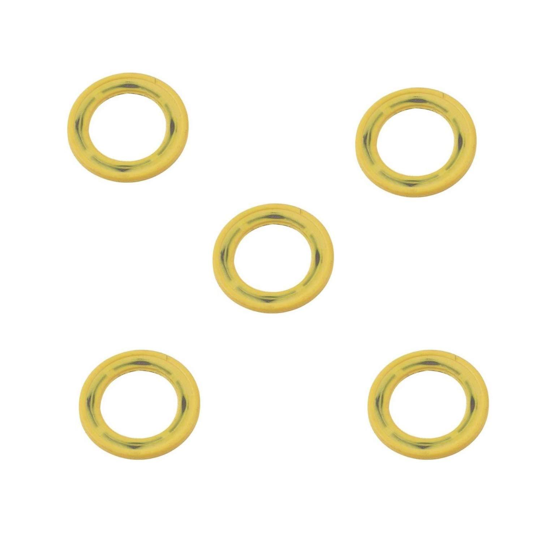 Mercury Marine/Mercruiser OEM Gearcase Drain Plug Seal Washer 5 PACK 26-830749