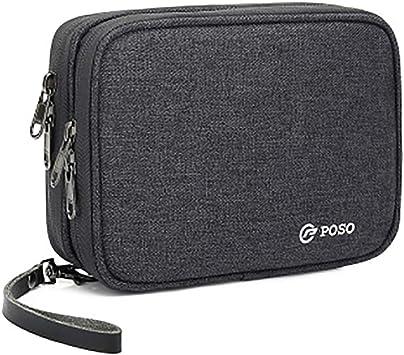 PRG Estuches para Cables Bolsa para Aparato Electronico para Guardar Memorias de USB Bolso de Ordenados Baterias Gadgets Mochilas de Cargador Bolsa de: Amazon.es: Deportes y aire libre