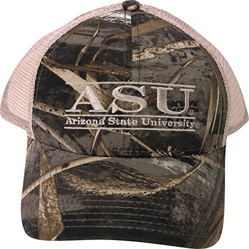 7a50ba54791 ... buy clearance officially licensed ncaa arizona state university  wildcats camo adjustable hat amazon 57792 3d55f 9cd51
