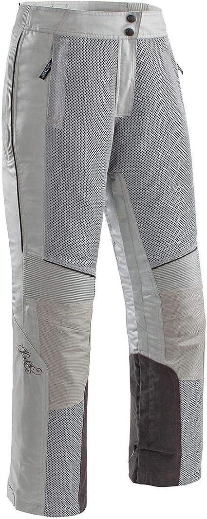 Joe Rocket Cleo Elite Womens Textile Motorcycle Pants Black, Large