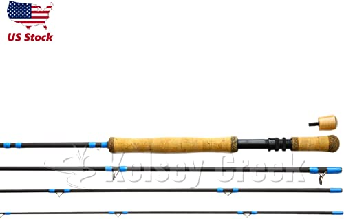 Maxcatch Switch Rod 10.5ft-11.5ft, 5wt-9wt, Carbon Fiber flly Fishing Spey Rod