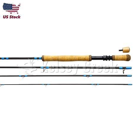 Maxcatch Switch Rod 10.5ft-11.5ft, 5wt-9wt, Carbon Fiber flly Fishing Spey Rod