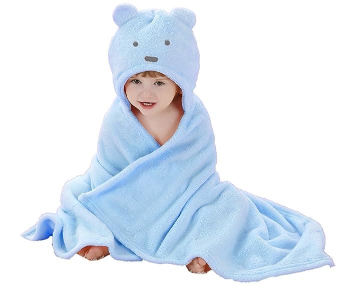 Toalla de Baño del Bebé - Feelme Bata de Estar por Casa de Polar con ...