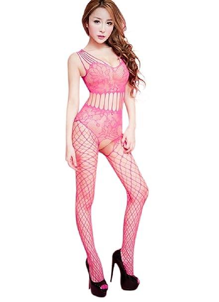 1e72346542 OnMeFocus Hot Bodystocking Honeymoon Dress Lingerie for Women- WW054P   Amazon.in  Clothing   Accessories