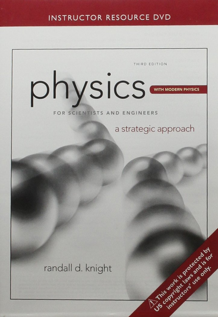 Download Physics for Scientists and Engineers 3rd Edition Instructor Resource DVD pdf
