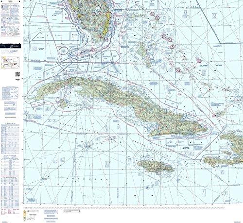 FAA CHART: Caribbean VFR Aeronautical Chart 1