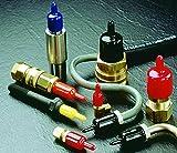 Caplugs 99190369 Plastic EZ Pull Tab Cap