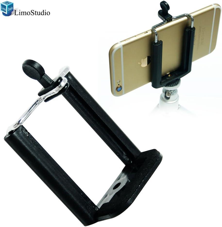 2pcs Universal Tripod Monopod Mobile Phone U Clip Mount Holder for iPhone6s