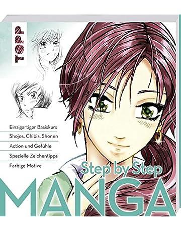 Comics Mangas Zeichnen Bücher Amazon De