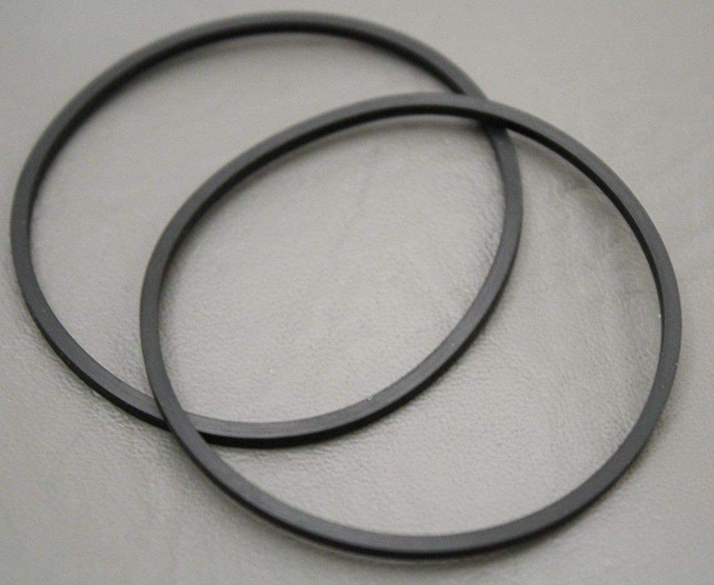 CDP-CX400 Drive /& Door Belts for Sony 400 CD Player CDP-CX450 CDPCX455 CDP-CX555ES