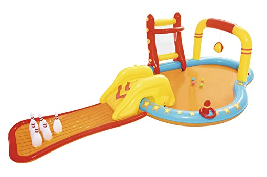 AMWFF - Piscina Hinchable para niños en la Piscina Infantil con ...