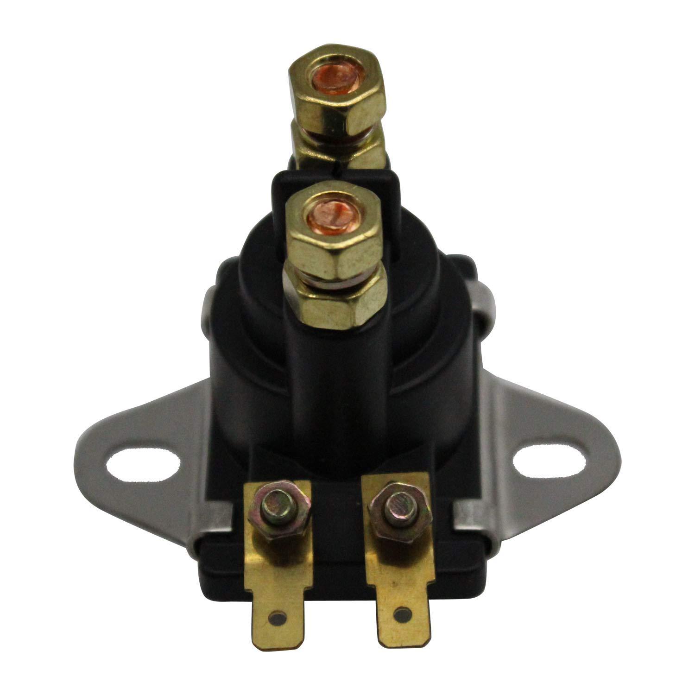 12V Starter Tilt Trim Pump Relay Solenoid 89-96158 for Mercruiser