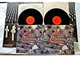 Chicago III Double LP Album - Columbia Records 1971 - Near Mint Vinyl with Original Sleeves and GIANT 22x33 IN. POSTER!