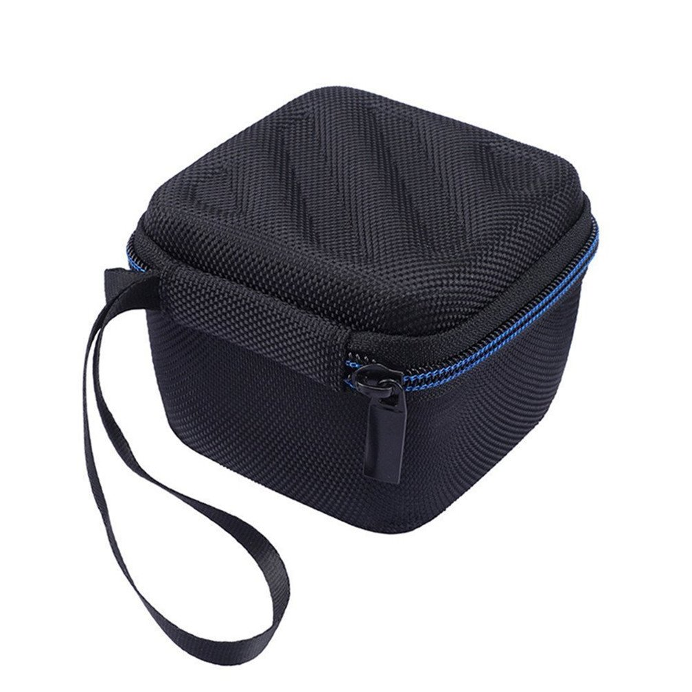 SRS X11 Case, Hard Protection Carry Bag Case for Sony SRSX11 Ultra-Portable Bluetooth Speaker (Black)