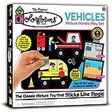 Colorforms - Vehicles Picture Panels Play Set