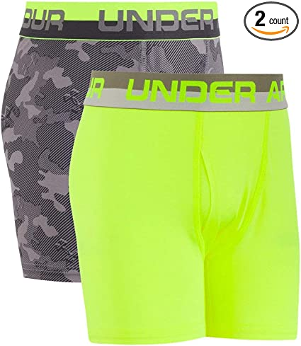 Under Armour UA Original Series Camo Boxerjock 2-Pack