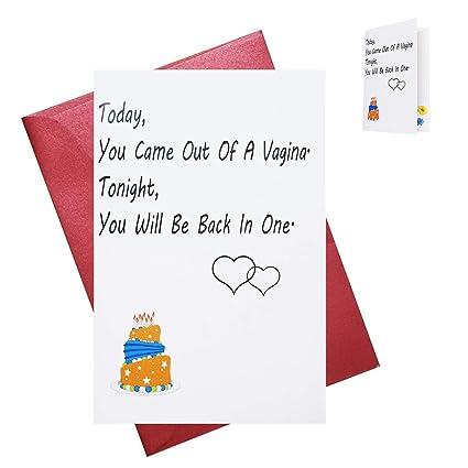 Amazon birthday greeting card for him boyfriend husband birthday greeting card for him boyfriend husband anniversary romantic birthday envelope included m4hsunfo