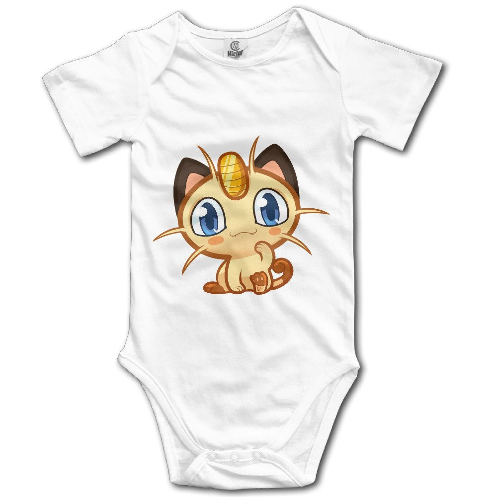 Baby's Crawling Cute Meowth