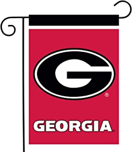 Briarwood Lane Georgia Bulldogs Garden Flag NCAA Licensed 12.5