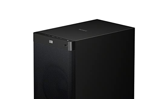 Amazon.com: Sony HTRT3 5.1-Channel Home Theater Sound Bar with Subwoofer and Bluetooth: Home Audio & Theater