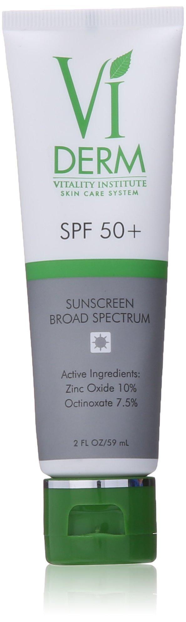 Vi Derm SPF 50+ Sun Protection, 2.0 Fluid Ounce