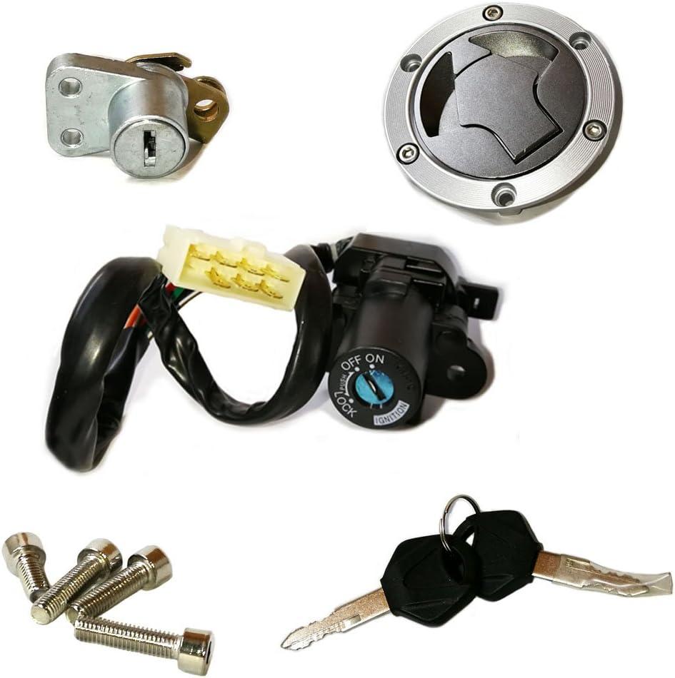 Amazon.com: Unlimited Rider - Juego de llaves de bloqueo ...