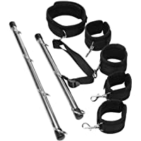 Adjustable Tightness Thigh Spreader Bar Hand and Legs Item Kits Easily Use, Extreme Enjoyment Indoor